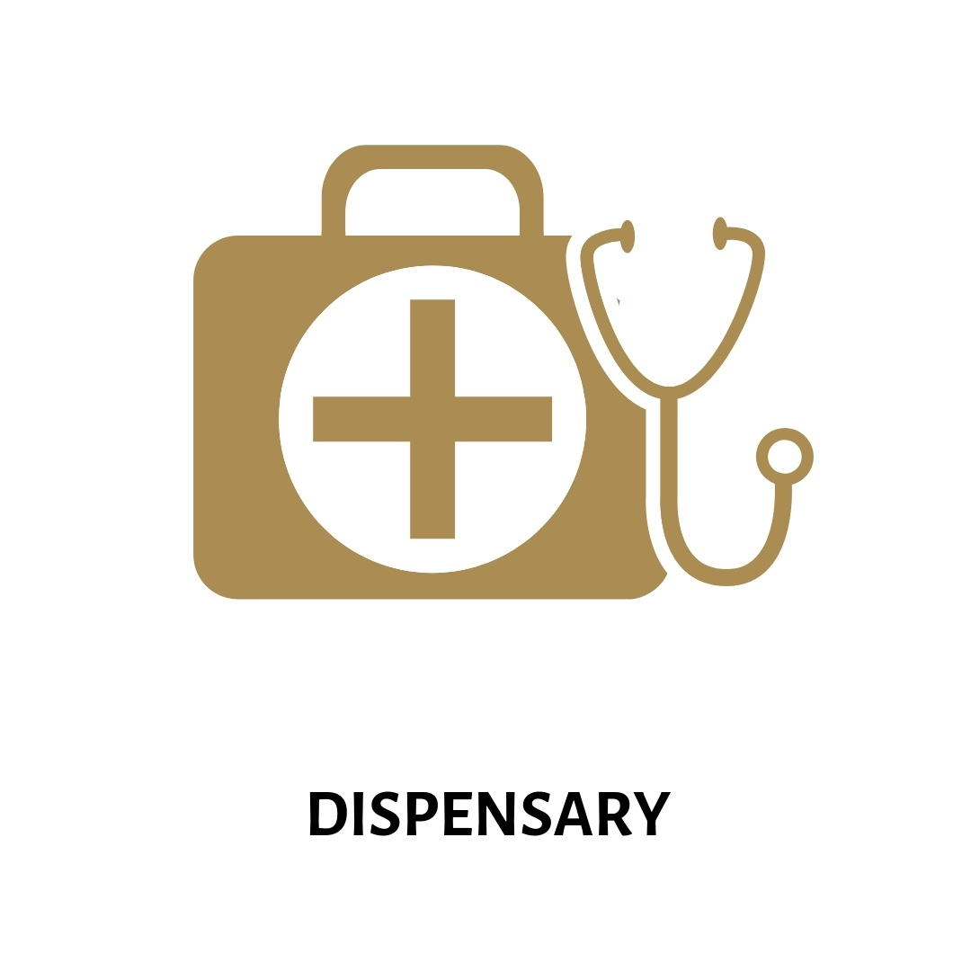The most common pediatric  medications  are  dispensed directly to families .