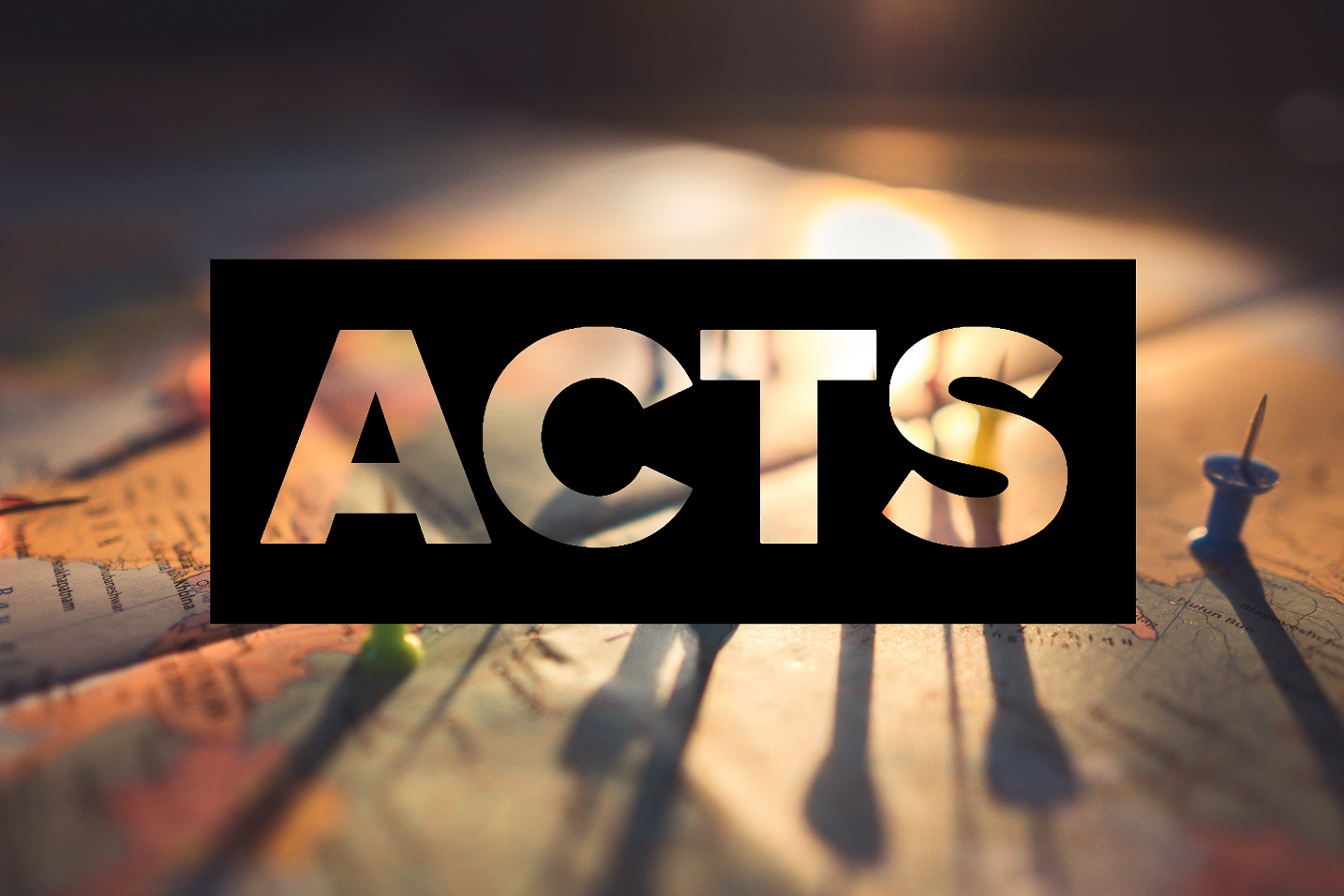Sermons Series: Acts