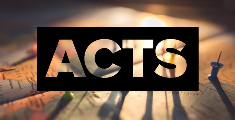 Sermon Series: Acts