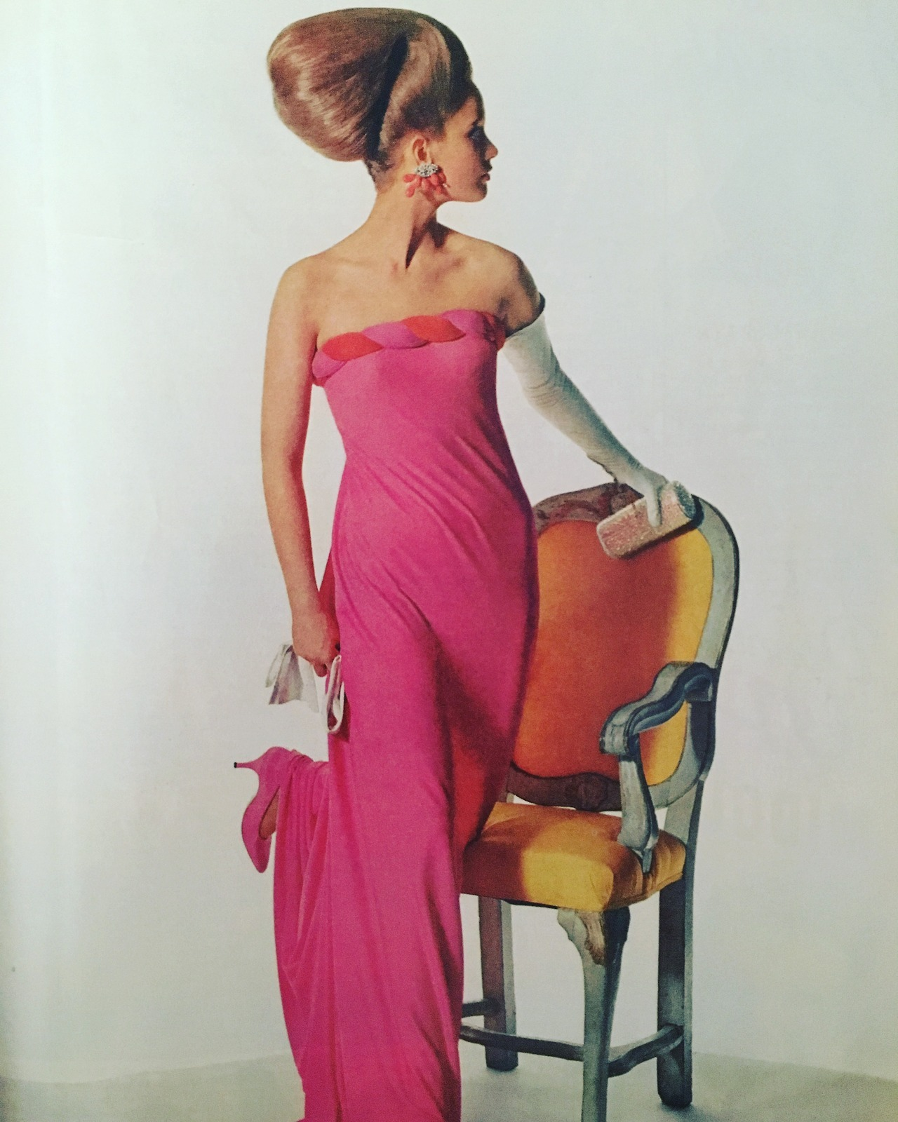 Modess….because. Long running campaign for the sanitary pad.   Ladies' Home Journal. August 1966.