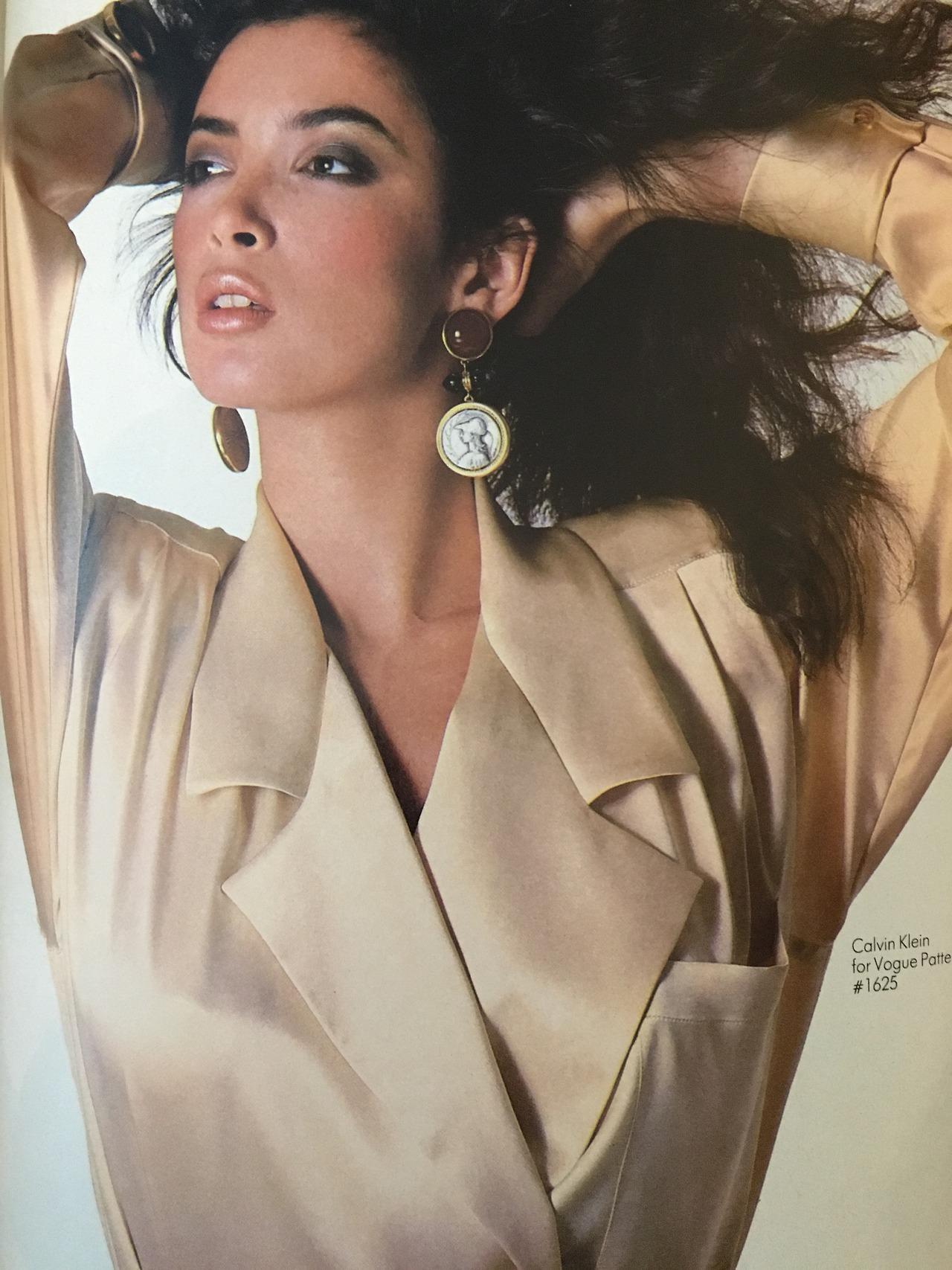 Vogue. July 1985.