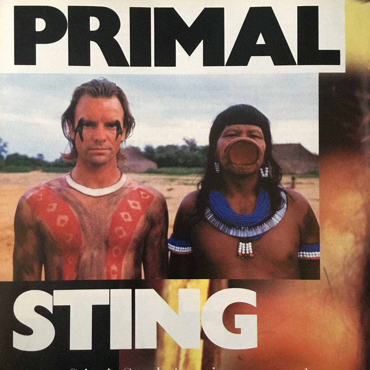 Primal Sting.     Vogue. June 1988.
