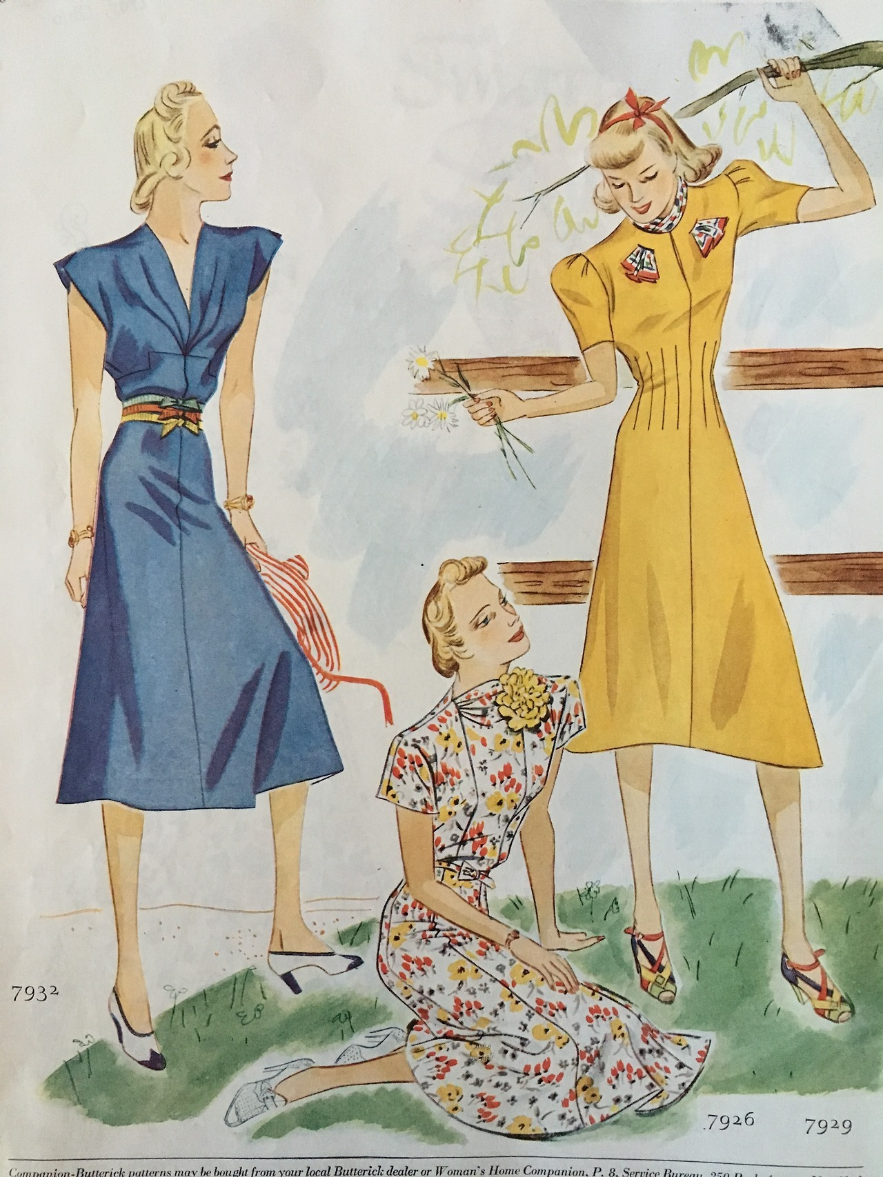 Woman's Home Companion.   June 1938