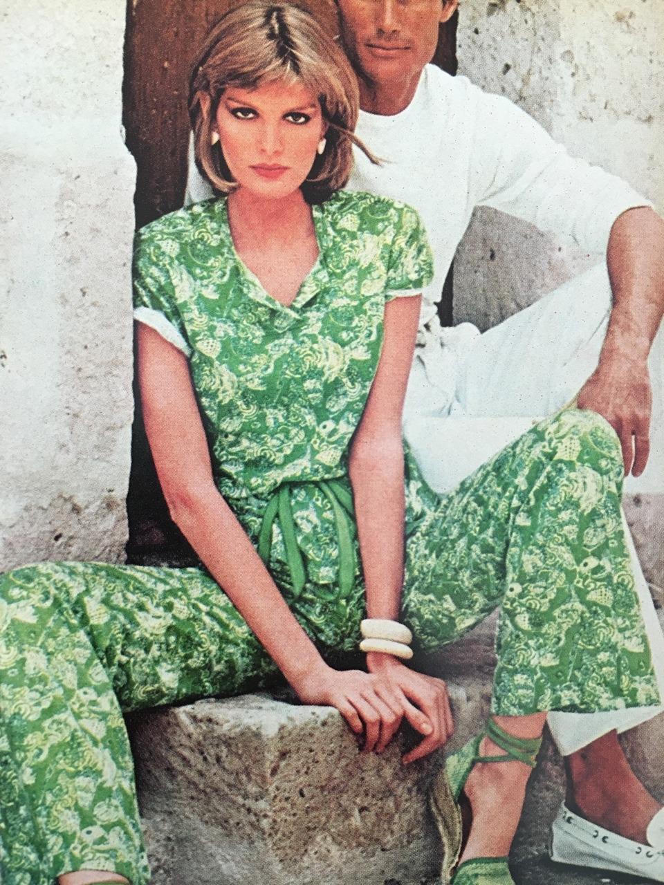 Vogue. May 1976.
