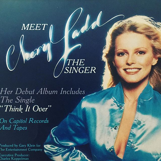 Meet Cheryl Ladd, the singer. Seventeen, October 1978.