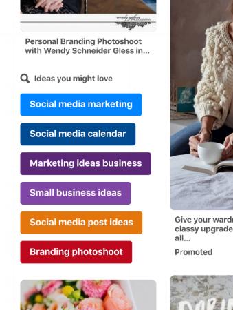 pinterest ideas suggestion box