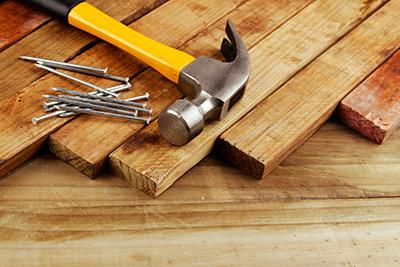 Carpentry - Bathroom Floors (repair rot, replace vinyl), Bathroom Walls (repair and tub surrounds), Structural Repairs (foundation post, rim joist), Decks and Porches (repair, replace, power wash)