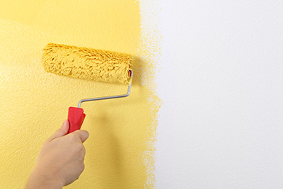 Painting - Complete interior and exterior painting services (holes patched, taped and textured), Cabinets (repaired, primed and painted)