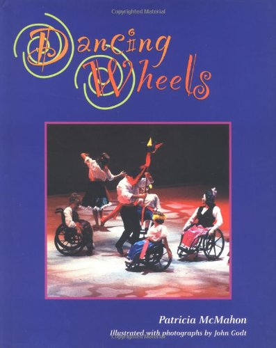 "Dancing Wheels  - With photographs by John Godt""Courage of a different sort is celebrated in Dancing Wheels.  In this extraordinary book, McMahon takes us behind the scenes of a Cleveland, Ohio dance company that works with both able-bodied and wheelchair-bound dancers…McMahon knows she has a great story to tell, and just tells it. There is no sappiness here…McMahon's text is clear and uncluttered and still manages to convey…information and emotion.""  The Washington Post""This is an original addition to dance literature with the important added value of being part of the growing collection of books about children with special needs."