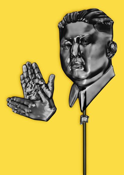 KIM JONG-UN IS A BIG FAT SUCKER! (LICORICE)