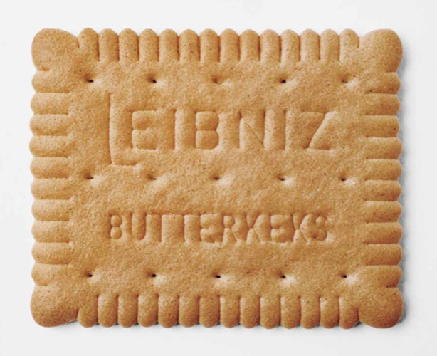 LEIBNIZ IS THE BEST OF ALL POSSIBLE COOKIES