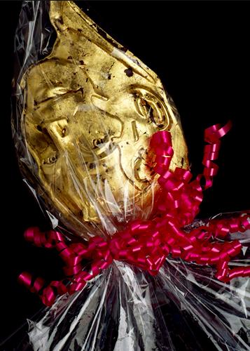 I LOVE JEFF KOONS AND CHOCOLATE!