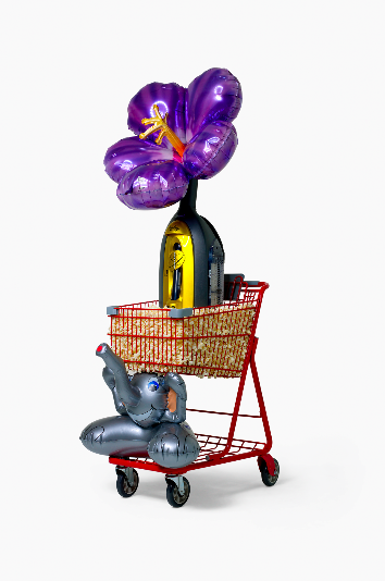 SHOPPING WITH JEFF KOONS