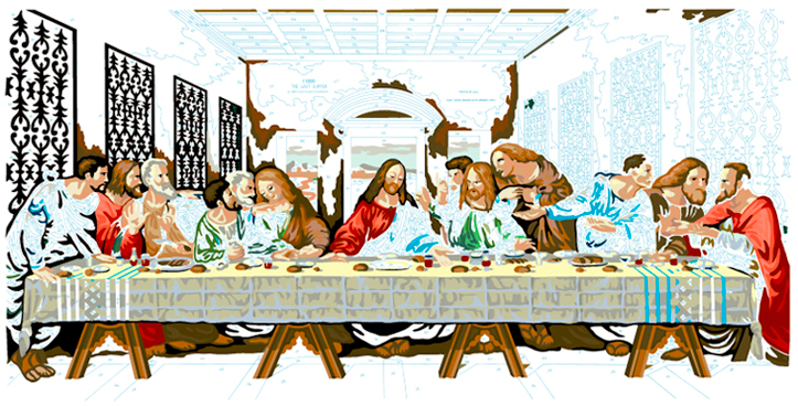 LAST SUPPER #23