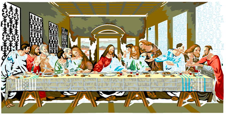 LAST SUPPER #29
