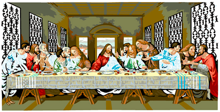 LAST SUPPER #31