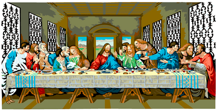 LAST SUPPER #38