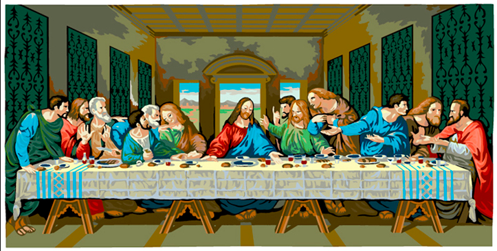 LAST SUPPER #42