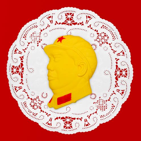 CHAIRMAN MAO IS A BIG YUMMY YELLOW COOKIE!