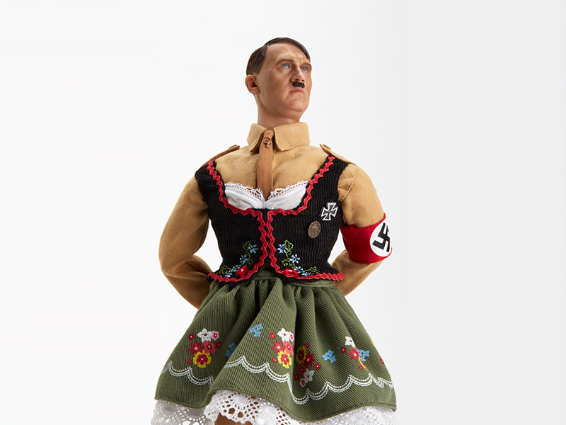BIG DUMB NAZIS -
