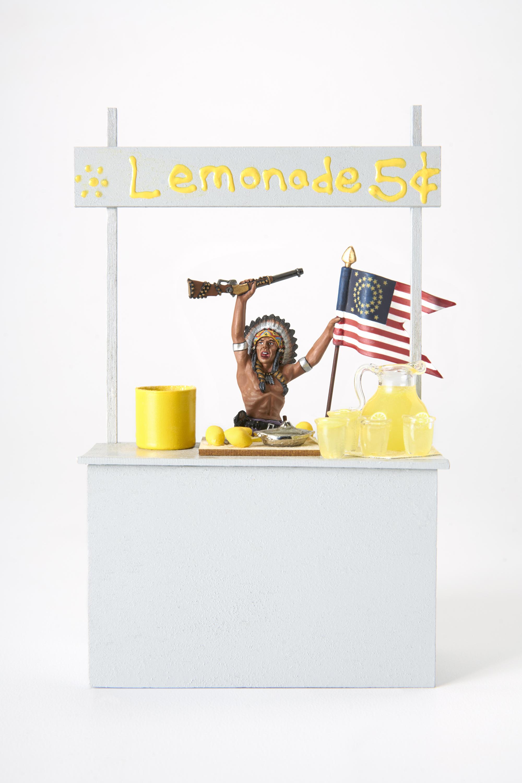 Custer's Last Lemonade Stand (Under new Management)