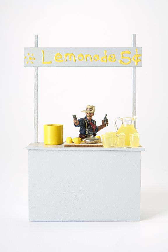 CUSTER'S LAST LEMONADE STAND
