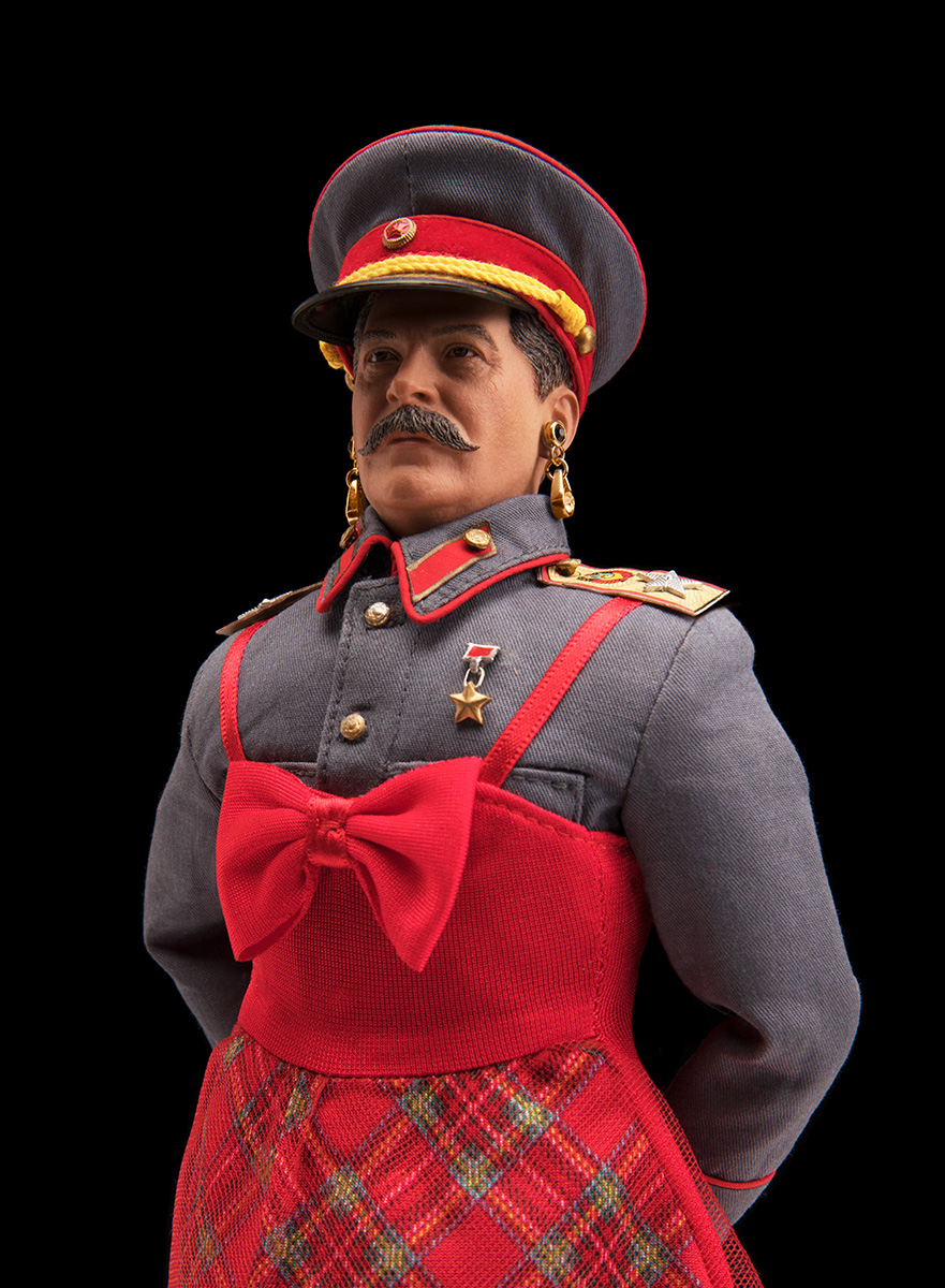 STALIN IS THE FAIREST DICTATOR OF THEM ALL! (in the Spring!)
