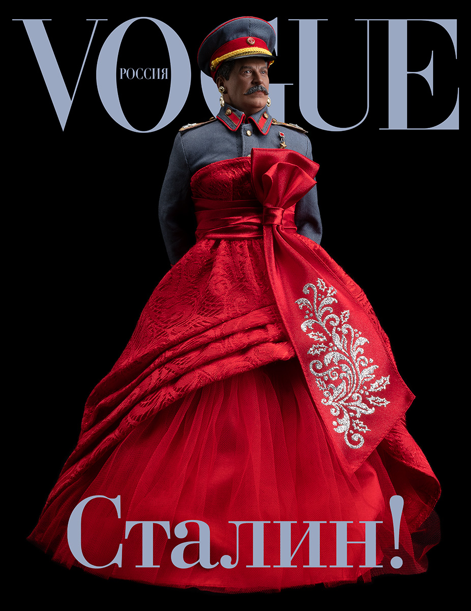 STALIN IS IN VOGUE!