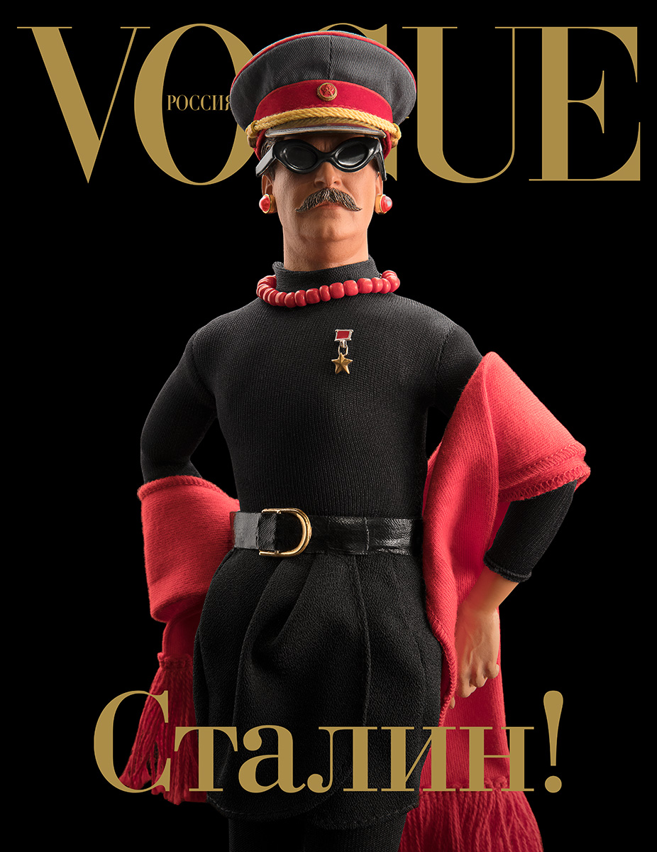 STALIN IS IN VOGUE! (Again!)