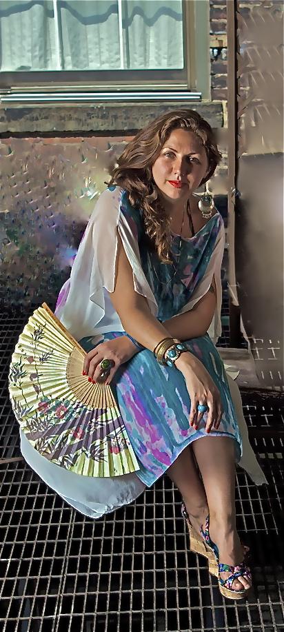 NATALIE BERNAL, VOCALIST<BR>Chile