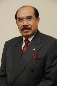 tAN SRI MUSTAFA MANSUR - ChairmanFormer President, FMM