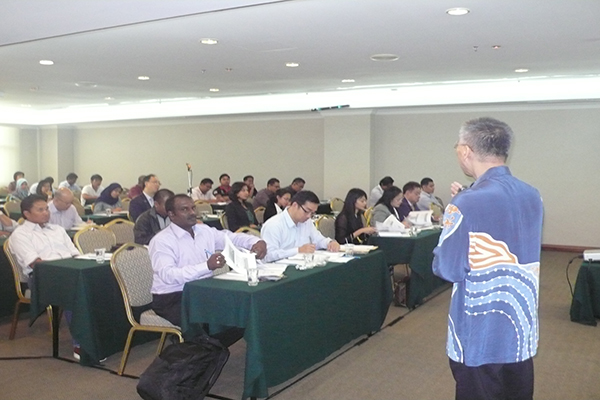 Briefing to participants - 2014 - 2015