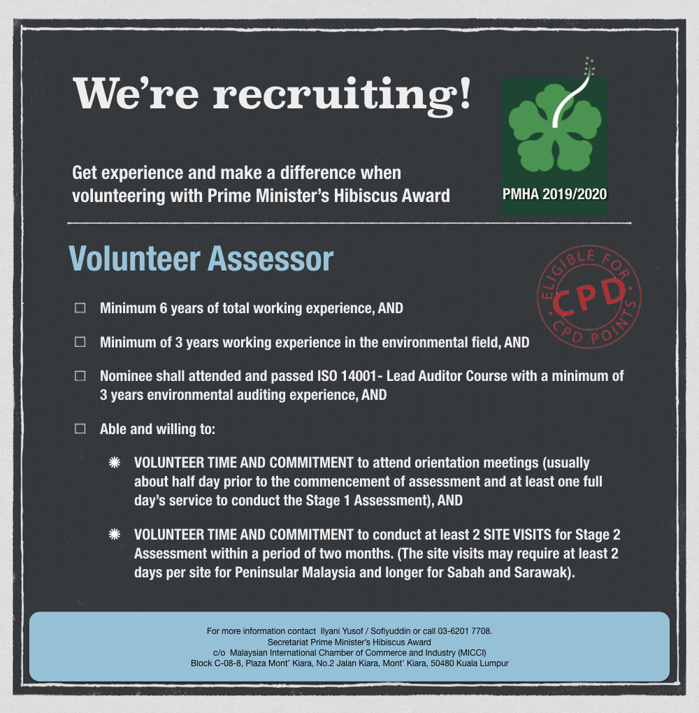 Volunteer assessor - Get experience and make a difference when volunteering with Prime Minister's Hibiscus Award
