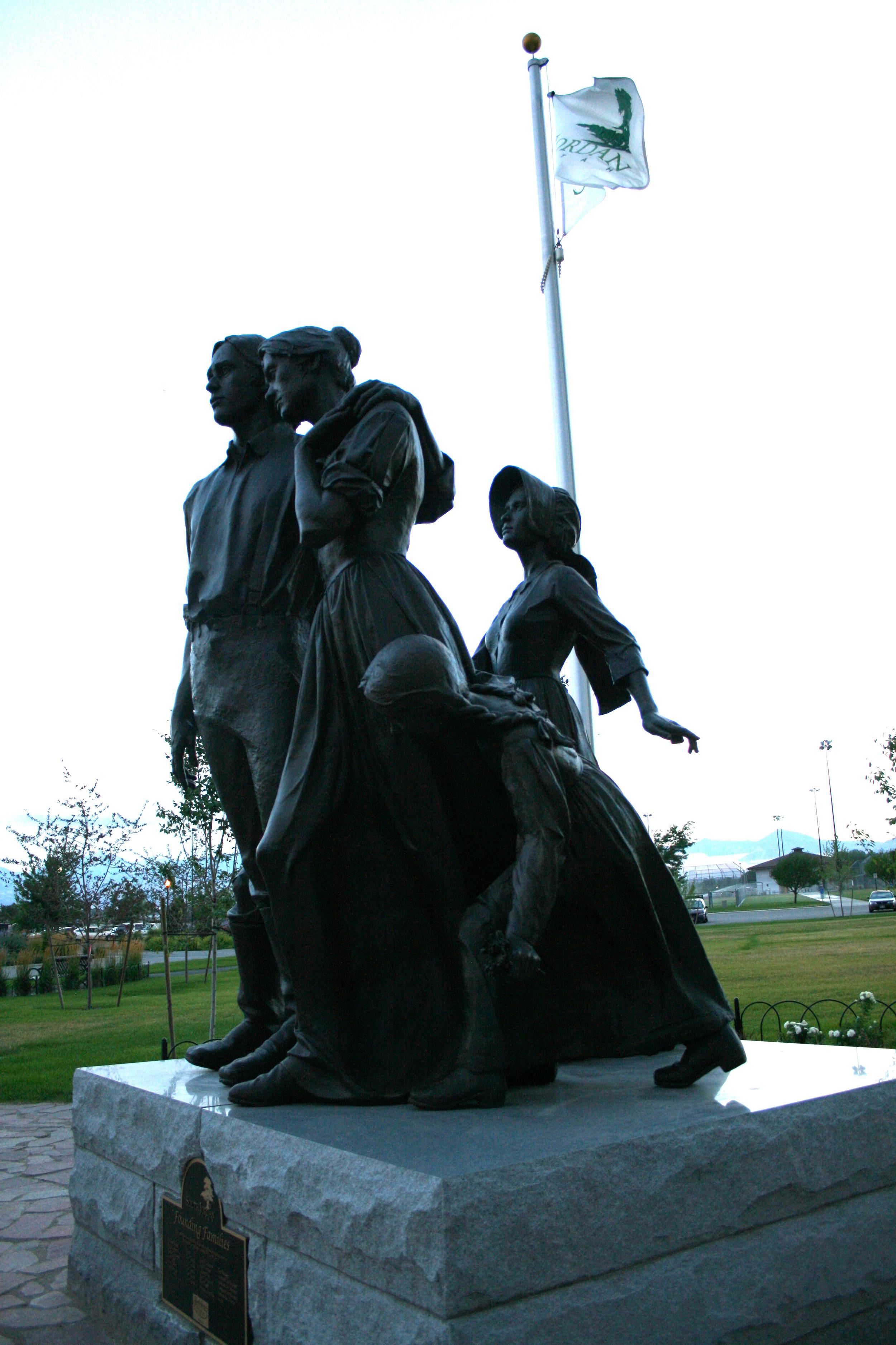 the Beakstesd Memorial