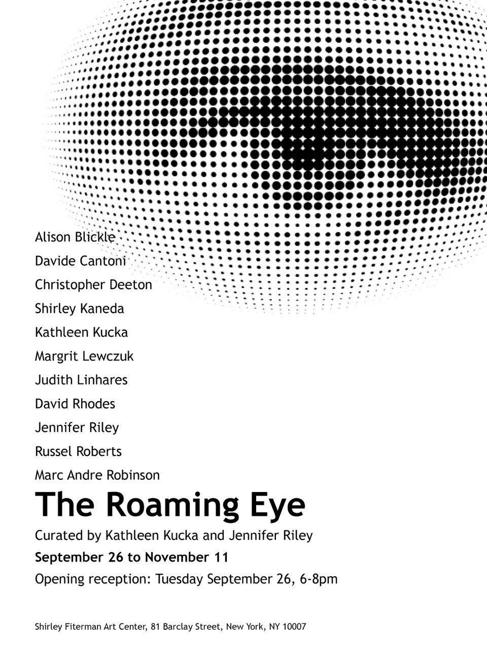 roaming eye, Davide Cantoni.jpg