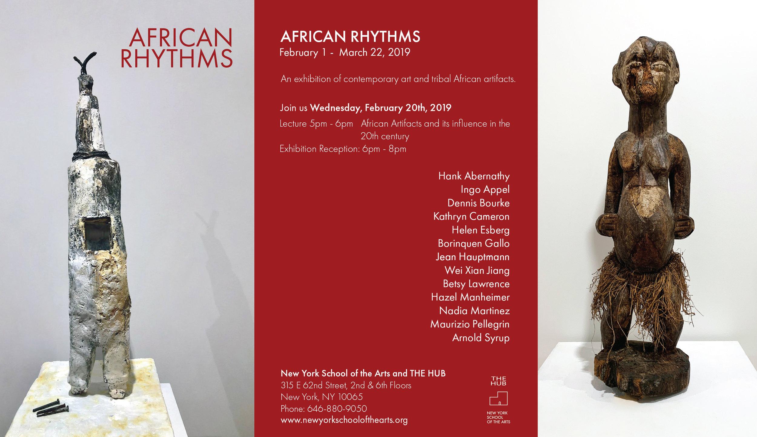 African Rhythms, Feb 20th, 2019, New York School of the Arts.jpg