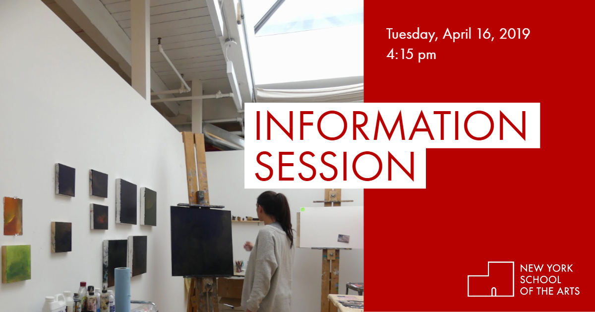 Info session, New York School of the Arts.jpg