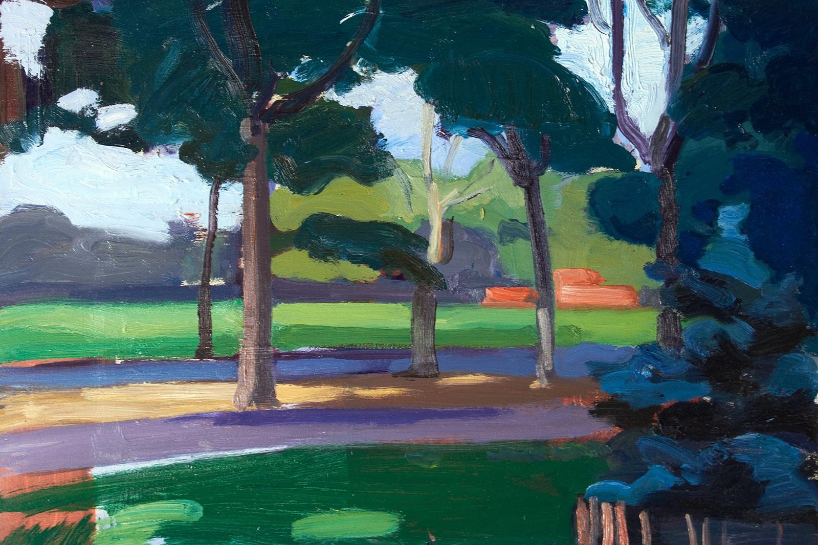 John Goodrich Painting the City