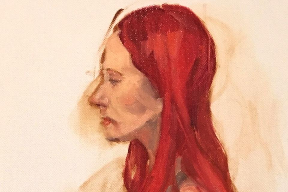 Jenny Carolin Figure Painting