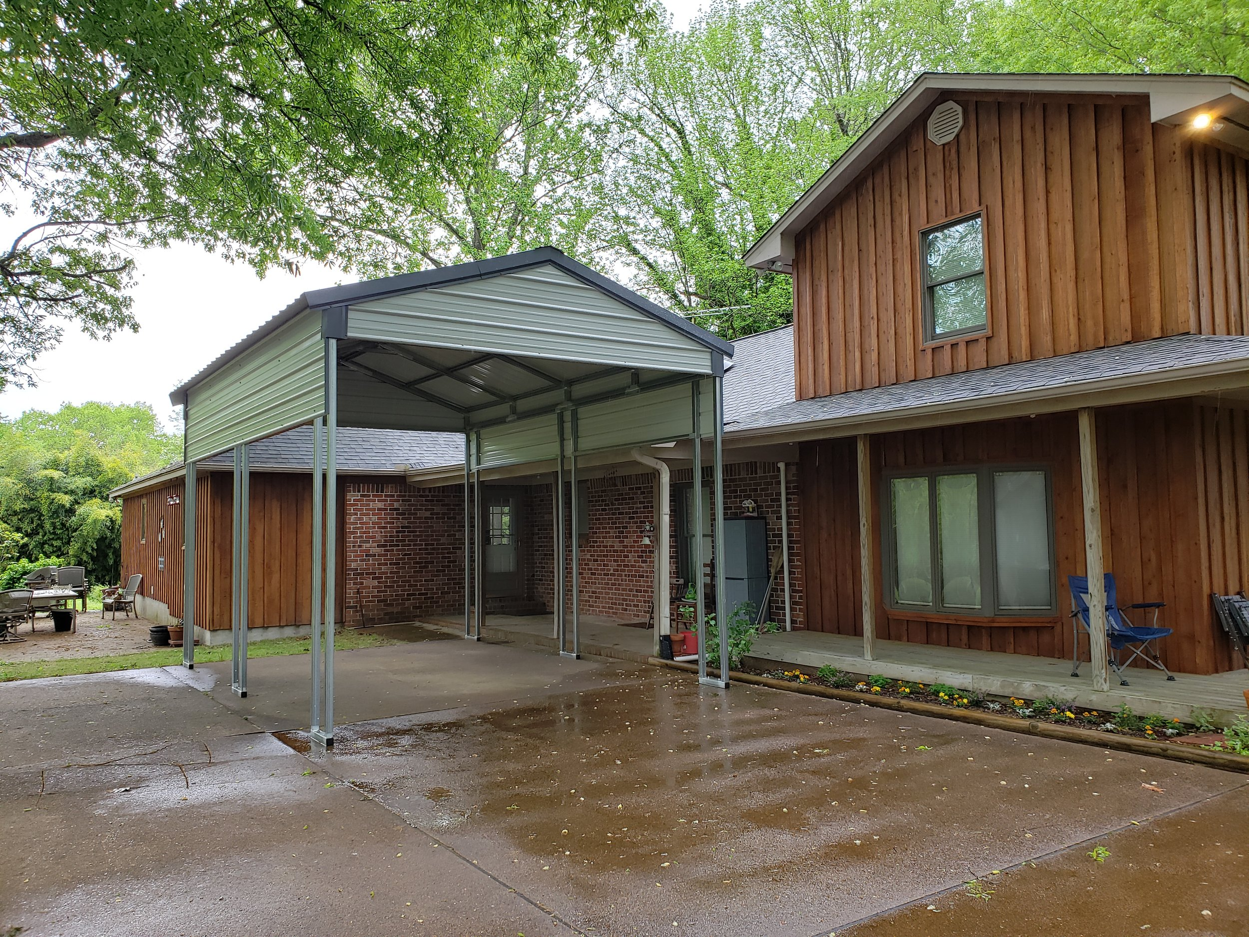 CARPORTS — shed, metal storage shed, shed, custom shed