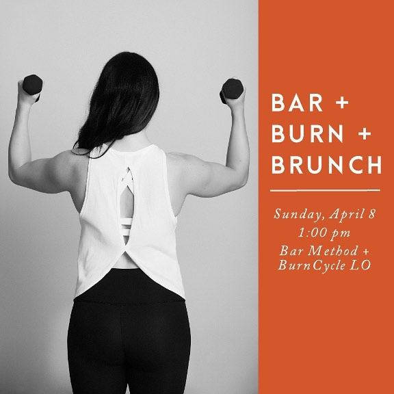 Bar + Burn + Brunch