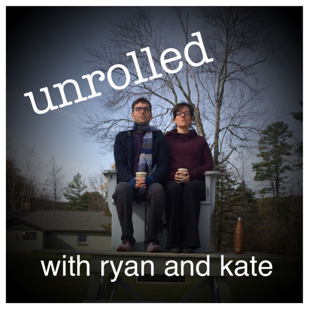 Unrolled with Ryan and Kate - This is another podcast for the yoga nerds out there. Ryan and Kate gab about yoga culture, and laugh a lot while doing it.
