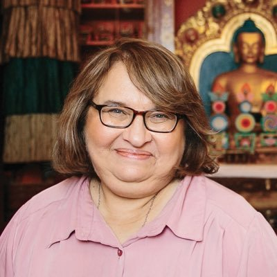 Sharon Salzberg - Sharon is a prolific writer and co-founder of Insight Meditation. Her books and teachings are approachable, humorous, loving and always have a way of sticking my mind long after I've heard them. Join her every February for her Real Happiness Meditation Challenge. I'll be doing it, too!
