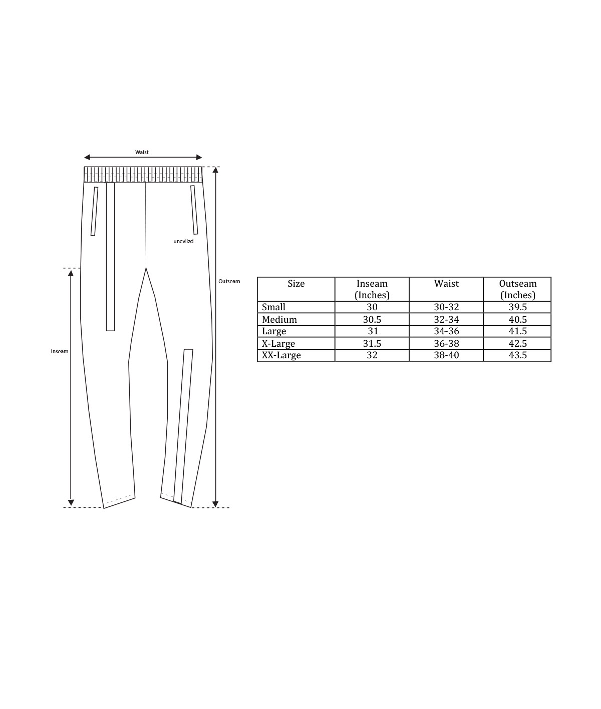 Talladega Track Pants Size Guide.jpg