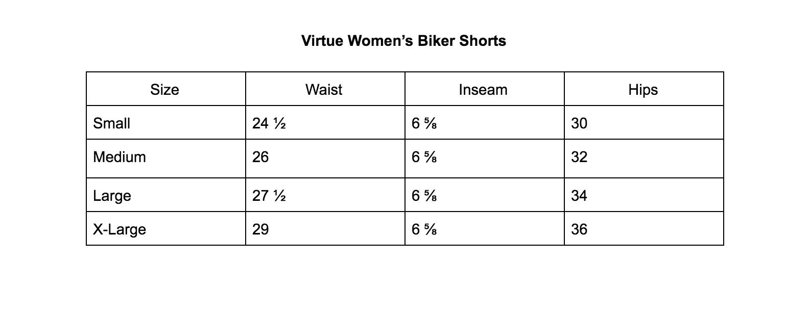 Uncvlizd Virtue Biker Shorts