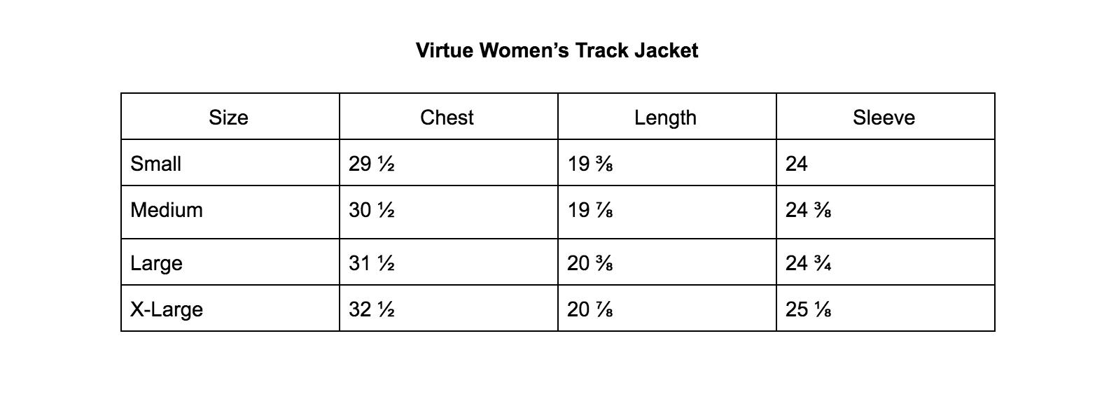Uncvlizd Virtue Cropped Track Jacket