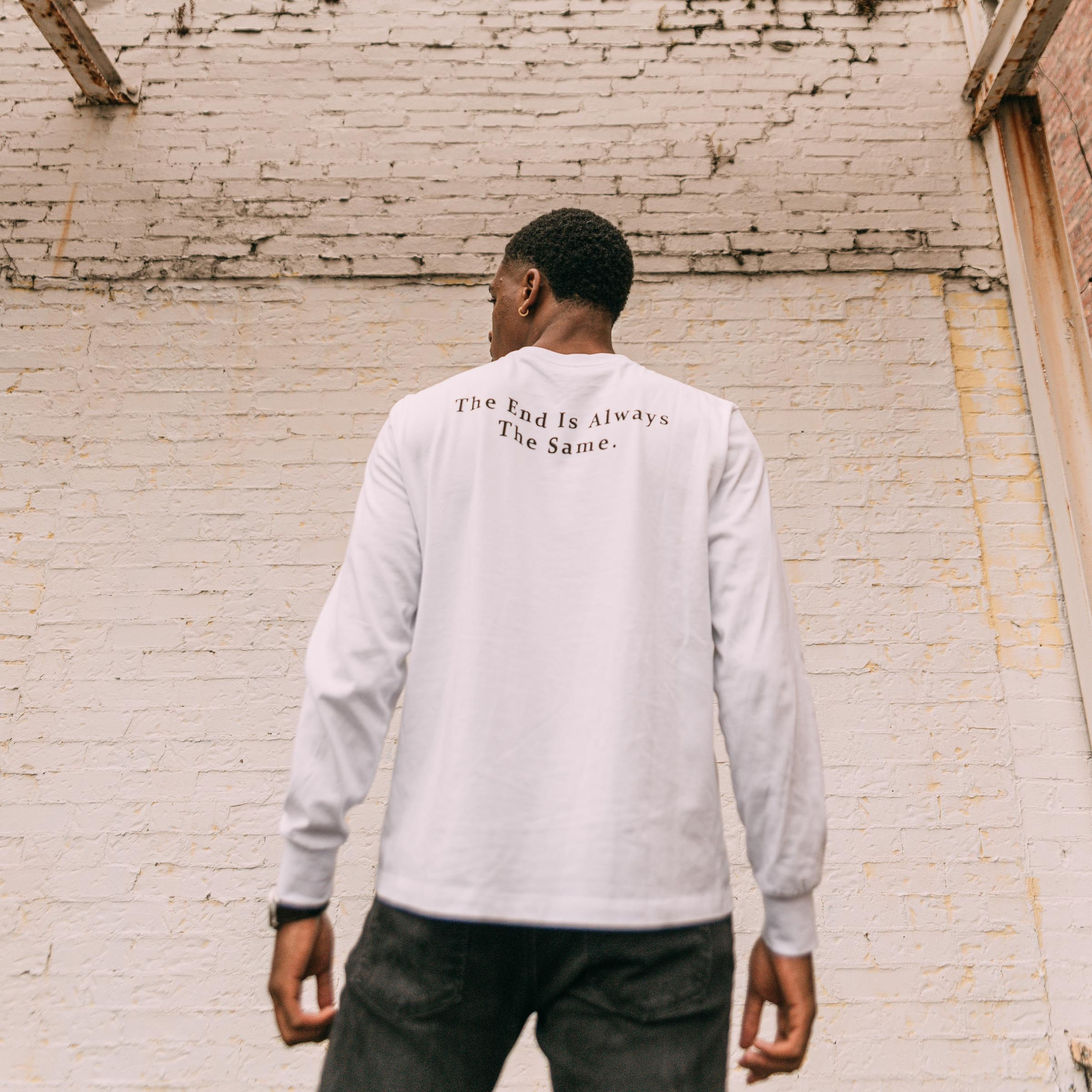 Uncvlizd The end long sleeve