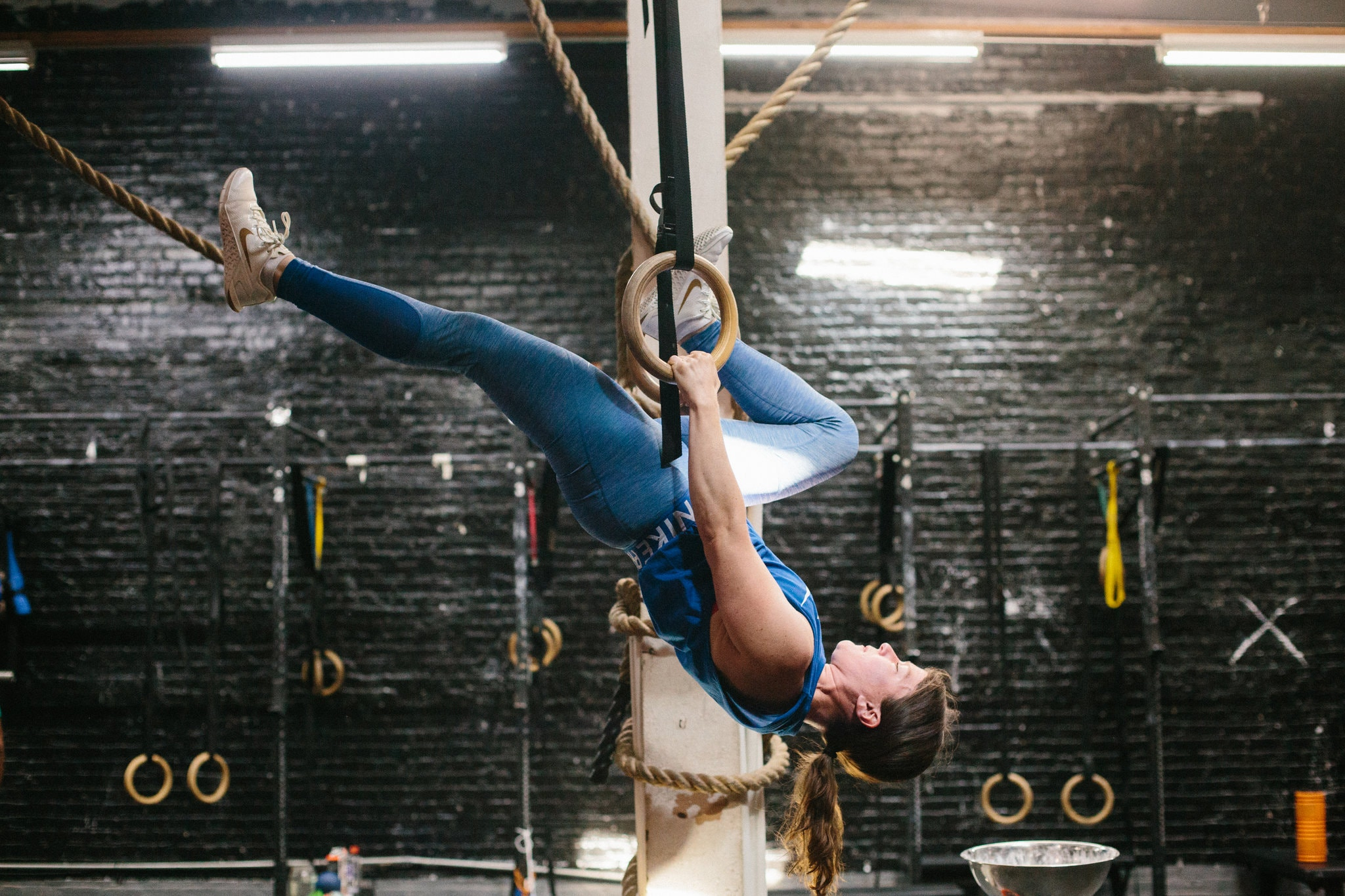 On The Rings  Credit -  Gabriela Bhaskar for The New York Times