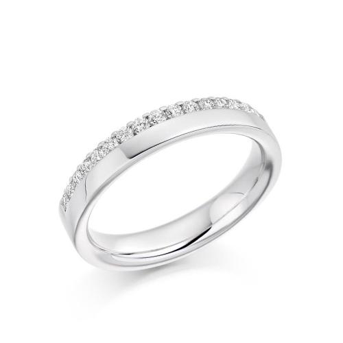 LUNA DIAMOND ETERNITY RING