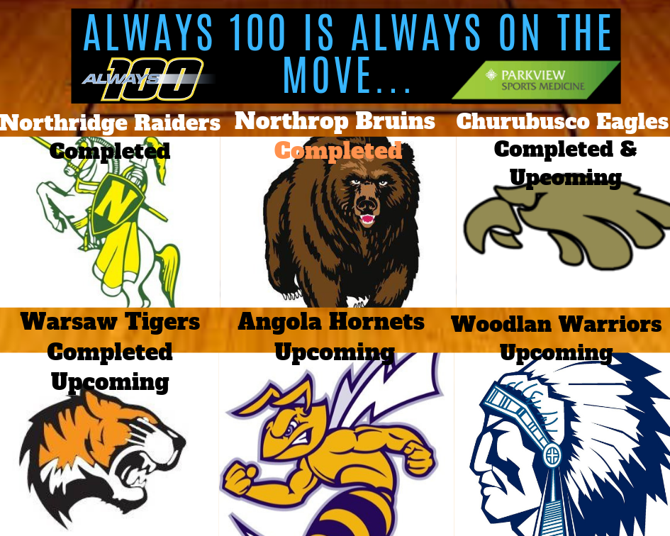 Always 100 Coming to a school near you....png
